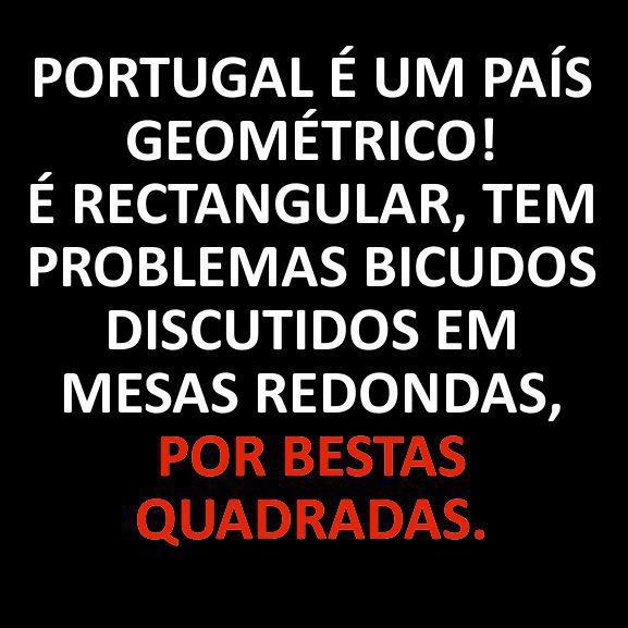 Geometria de Portugal