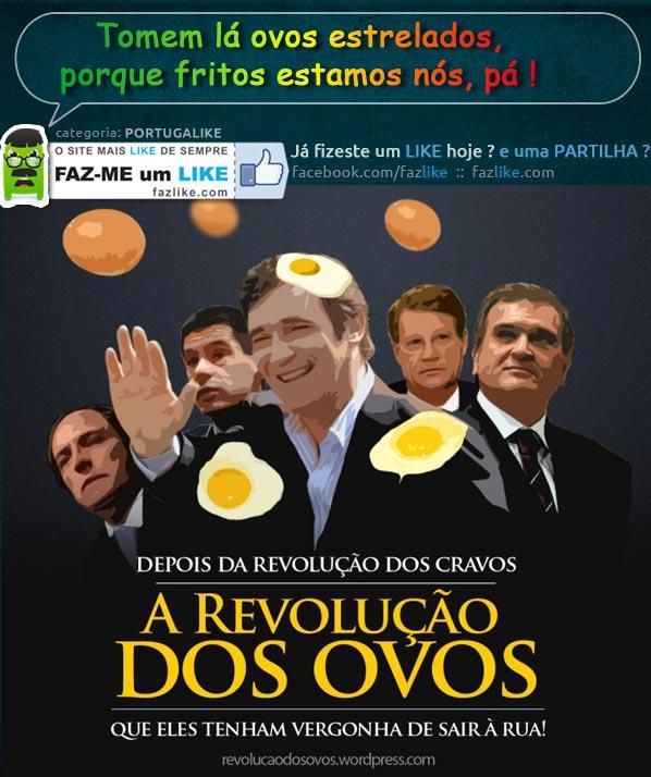 Revolução dos Ovos