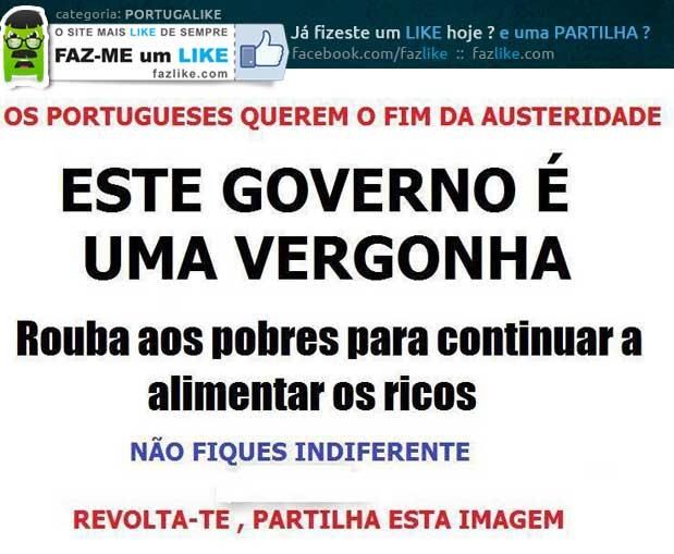 Eis o que penso de Portugal