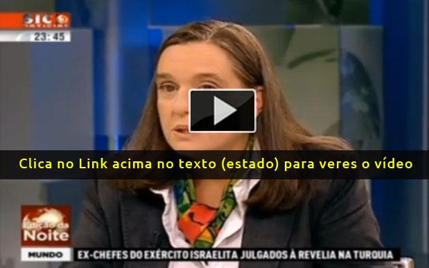 Vergonhoso discurso de Isabel Jonet (Banco Alimentar Contra a Fome)