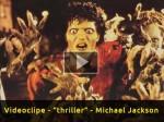 Recordar videoclipe Thriller de Michael Jackson