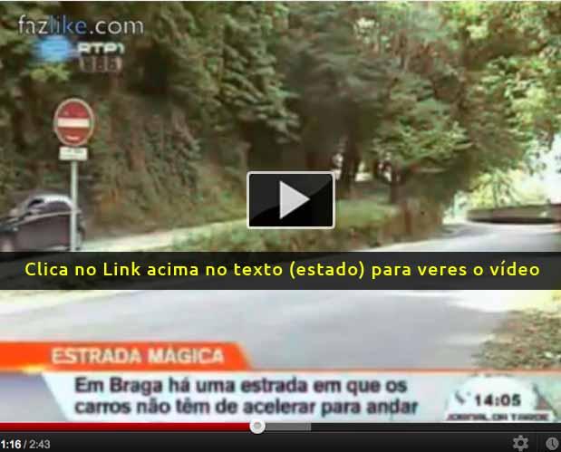 Mistério da rua de Braga