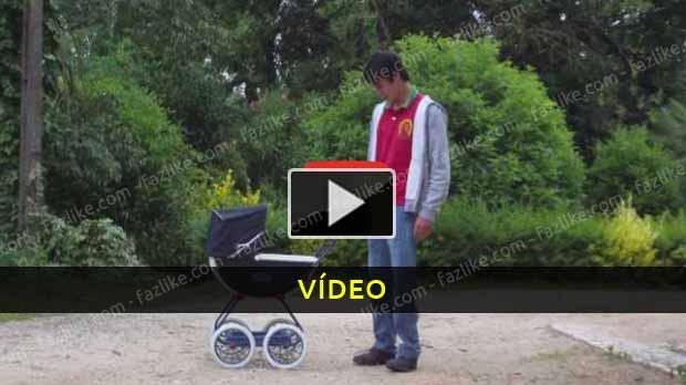 Paródia ao anúncio OLX - Vídeo