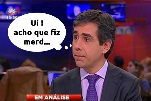"""""""Geração errada"""" responde a José Gomes Ferreira - Polémica"""