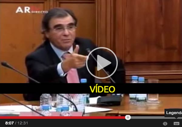 Histórias inéditas da corrupção de Dias Loureiro - video