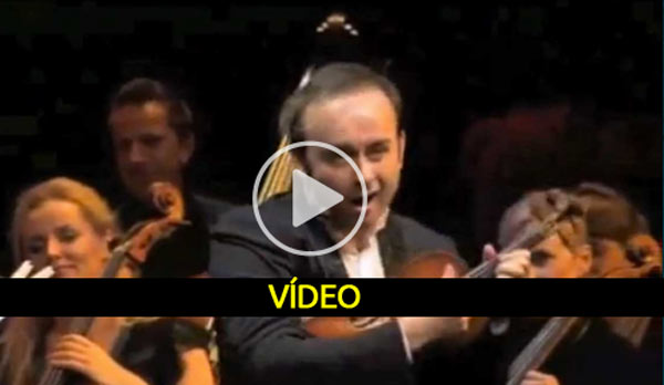 "Orquestra com humor - ""I Will Survive"" - video"