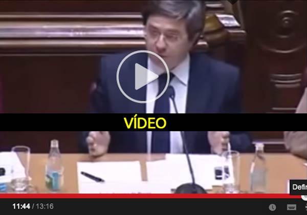 Paulo Morais nomeia os nomes dos corruptos no parlamento - video