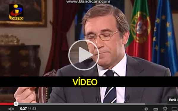 Metade da riqueza portuguesa está em 870 pessoas - video